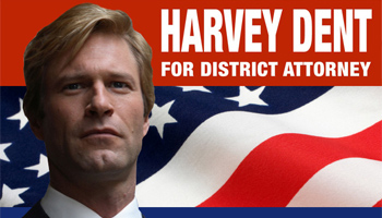 Harvey Dent for Attorney